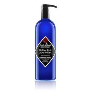 Jack Black all over wash for ace body and hair